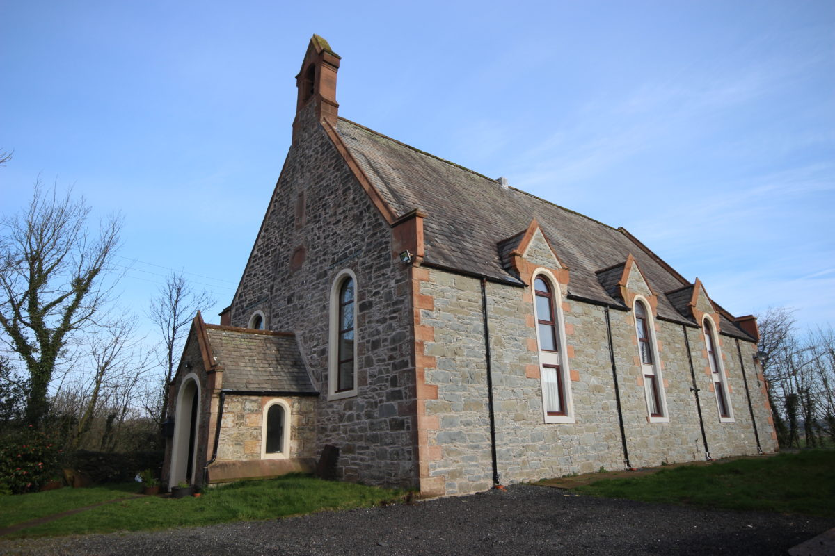 Tarff Church - Williamson and Henry