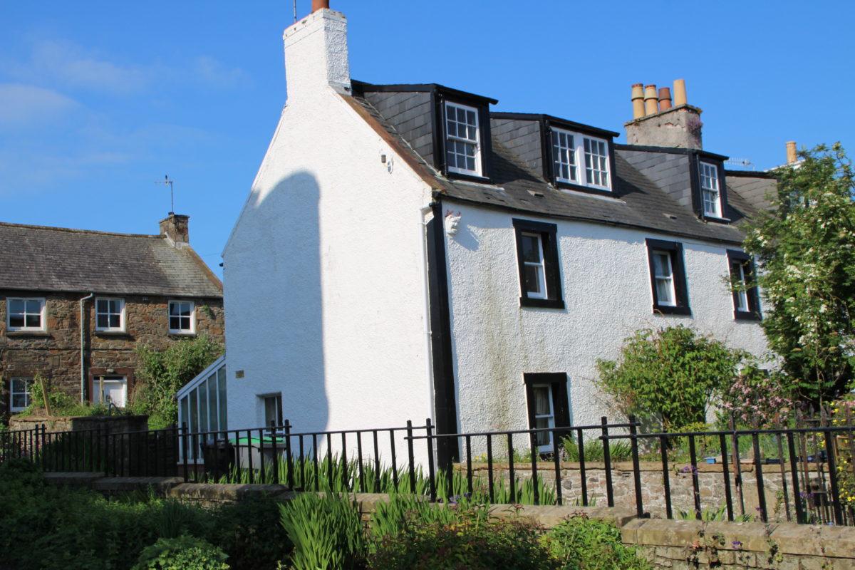 Auchengool House - Williamson and Henry