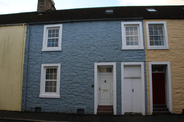 7 Union Street, Kirkcudbright - Williamson and Henry