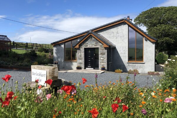 Barlockhart Lodge, - Williamson and Henry