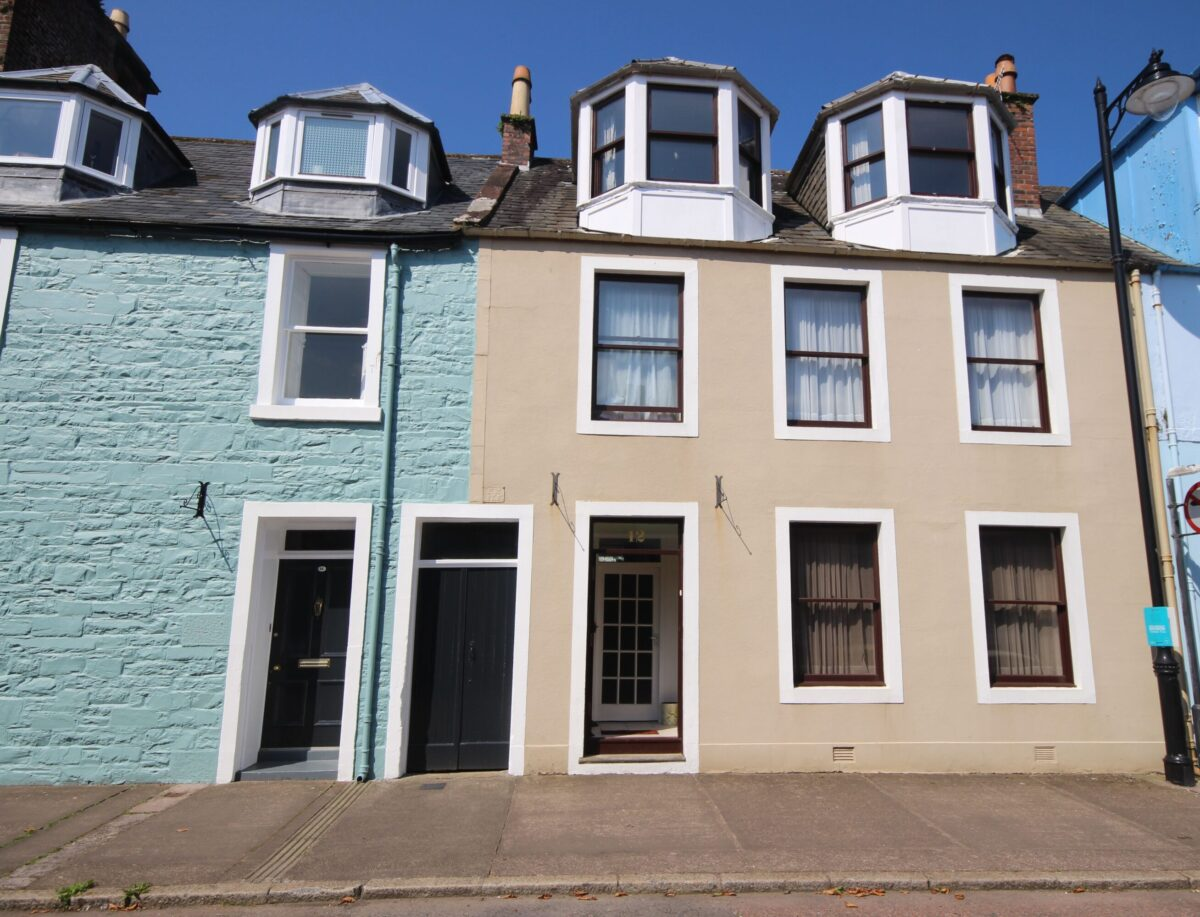 12 Castle Street, Kirkcudbright - Williamson and Henry