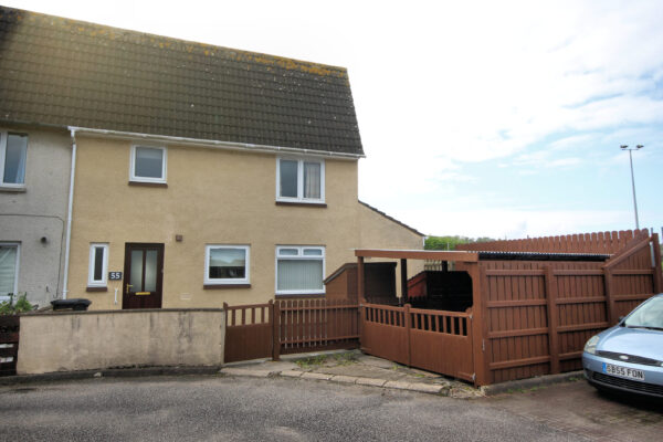 55 Hornel Road, Kirkcudbright - Williamson and Henry