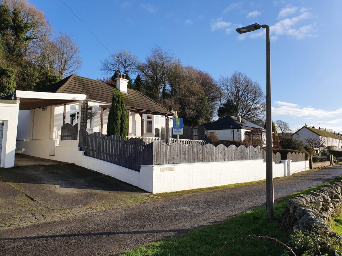 Garthavon, Memory Lane, Gatehouse of Fleet - Williamson and Henry