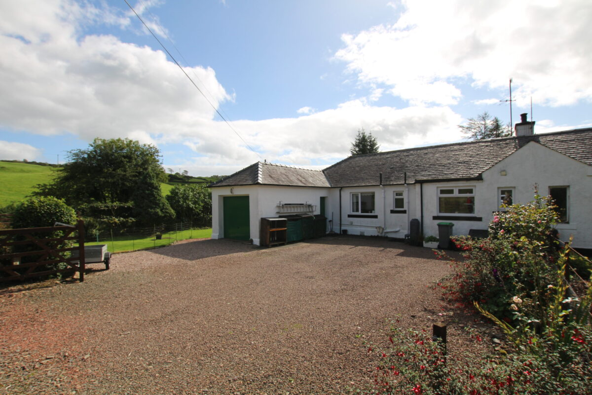 Fannich, Culdoach Road, Kirkcudbright - Williamson and Henry