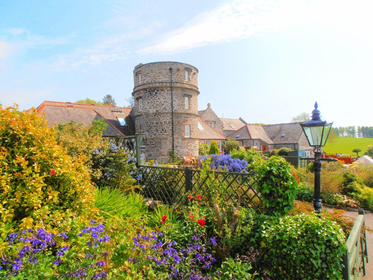 Cider Tower, Cannee, Kirkcudbright - Williamson and Henry