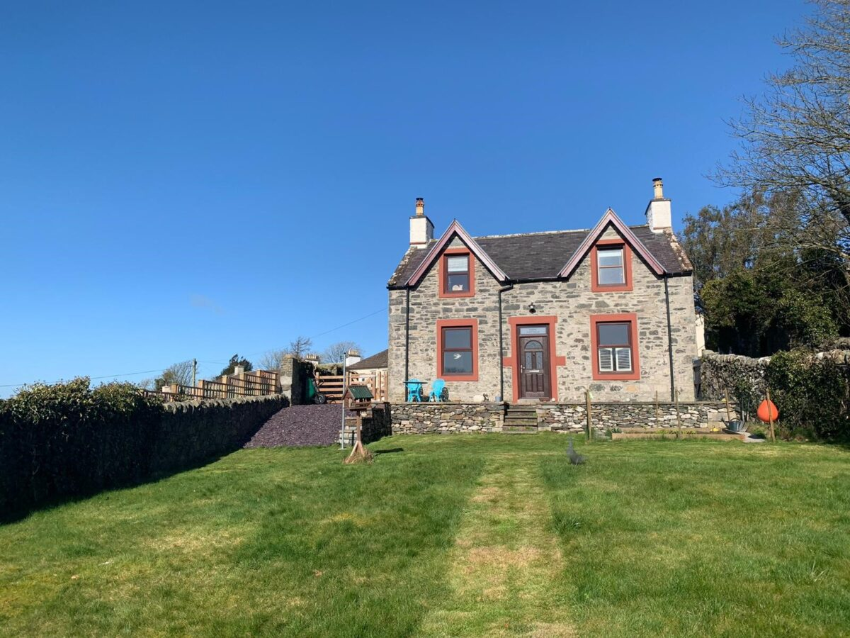 Hope Cottage, 3 Kilquhirn Road, Wigtown - Williamson and Henry