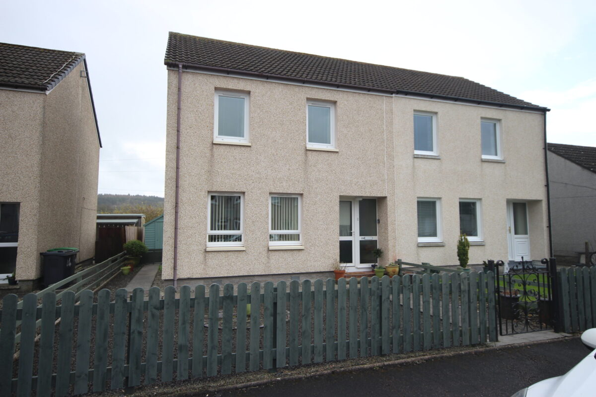 12 Merse Strand, Kirkcudbright - Williamson and Henry