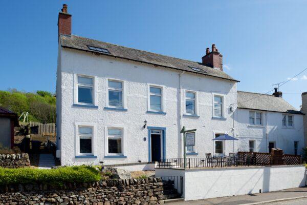 Castleview, 41-43 Millburn Street, Kirkcudbright - Williamson and Henry