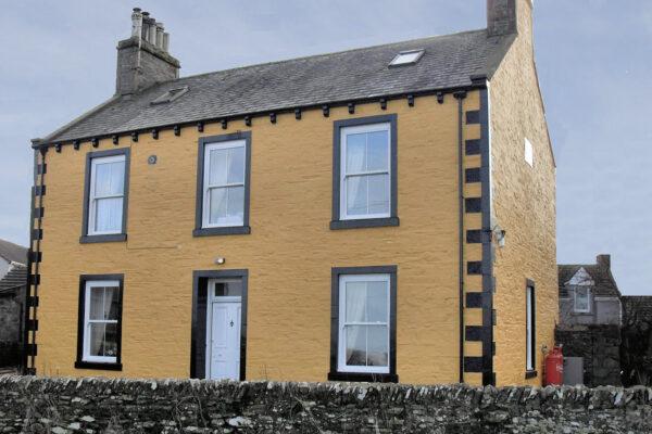 Mansefield House, 22 John Street, Whithorn - Williamson and Henry