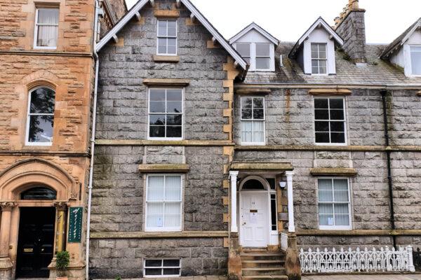 13 St Mary Street, Kirkcudbright - Williamson and Henry